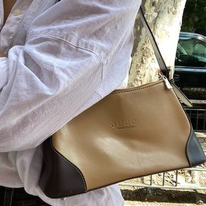 GUCCI 90's VINTAGE SHOULDER BAG